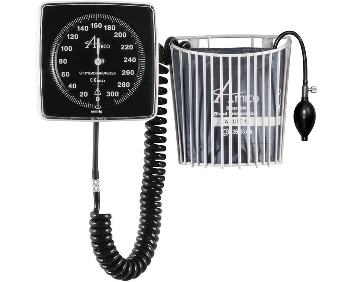 Wall-Mounted Aneroid Sphygmomanometer AMIAM-DX-LF2118-