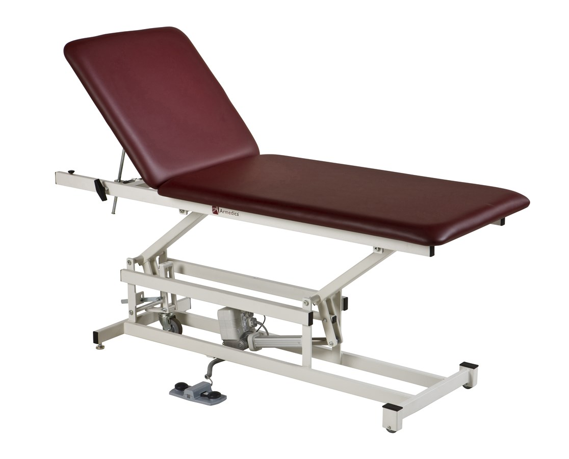 Bo-Bath Treatment Table with Two Section Top ARMAM240