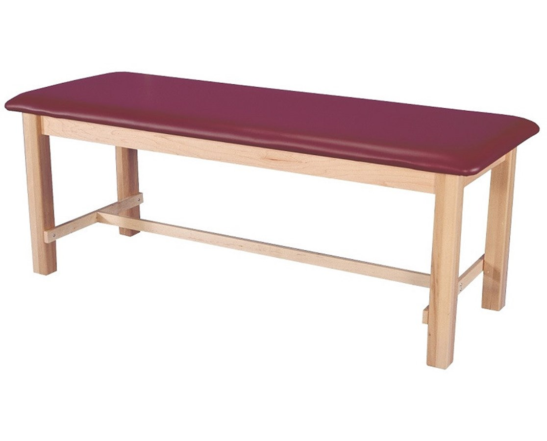 Wood Treatment Table with H-Brace Support ARMAM600