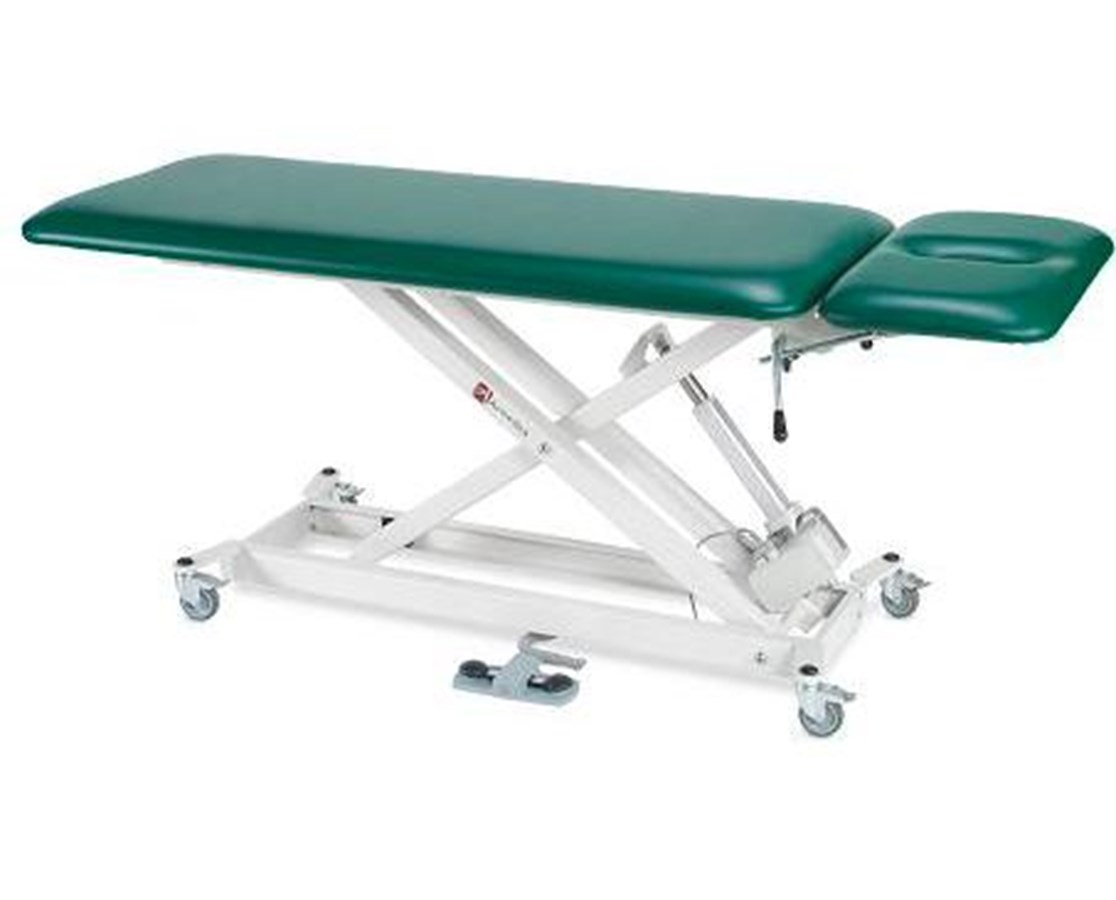 Hi-Lo Treatment Table with One & Two Section Top Options ARMAMSX1000-