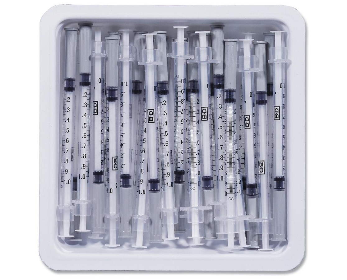 PrecisionGlide™ Allergist Trays BD305535-1-