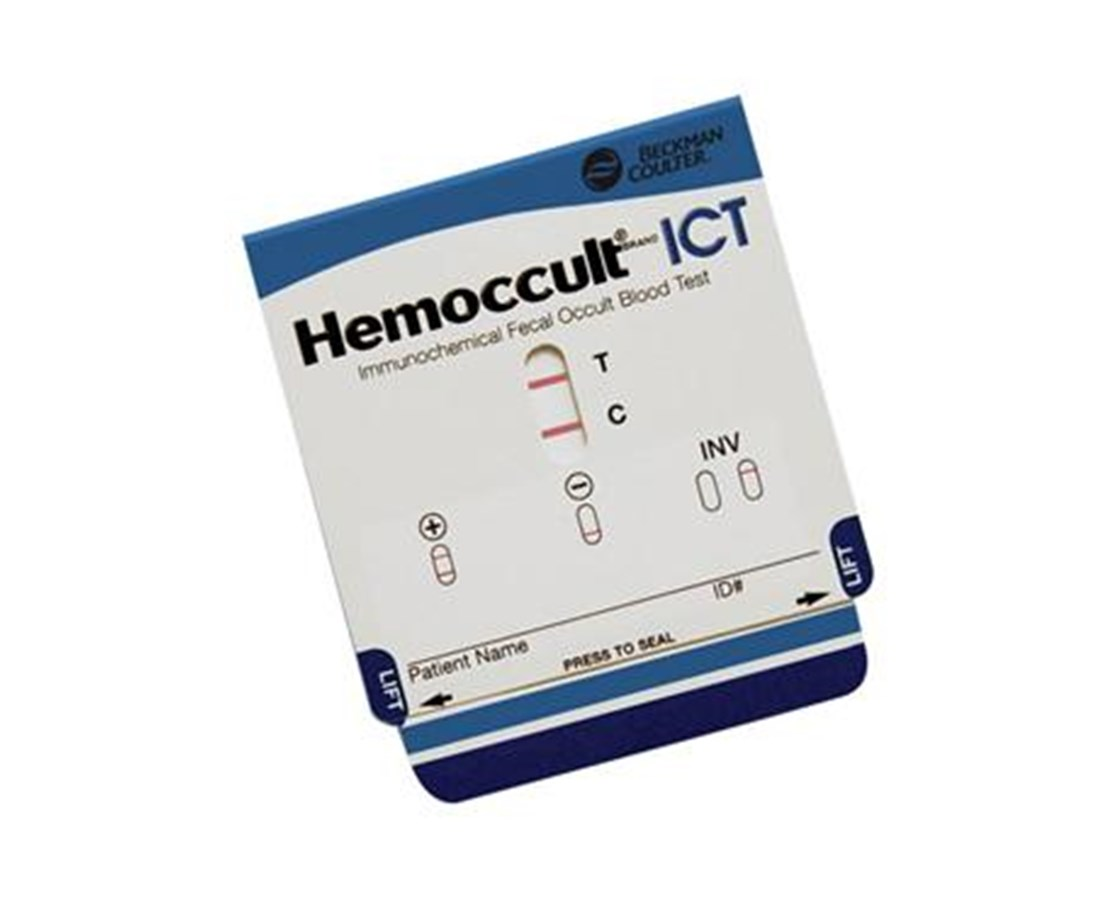Hemoccult ®  ICT 2- Day Patient Screening Kit BEC395261A