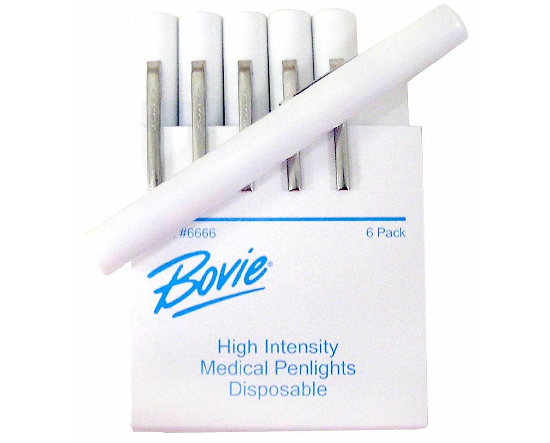 Dr. Pack Disposable Penlight BOV6666