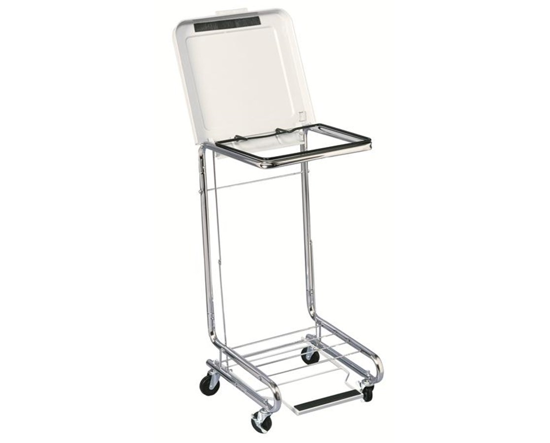 11410 Tilt-Top Square Hamper BRE11410