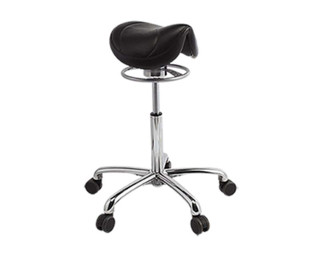 135AS Saddle Stool BRE135ASG-