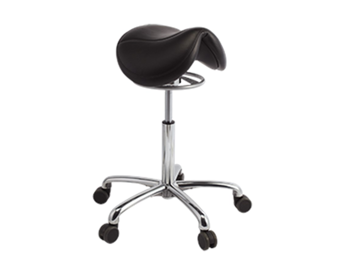 135AS Saddle Stool BRE135JS