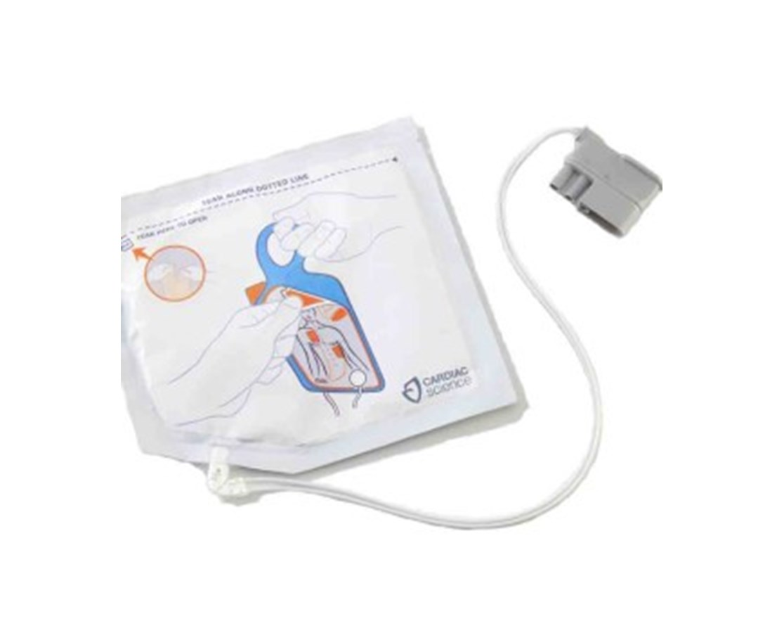Intellisense Defibrillation Pads for Powerheart G5 AED CARXELAED001A