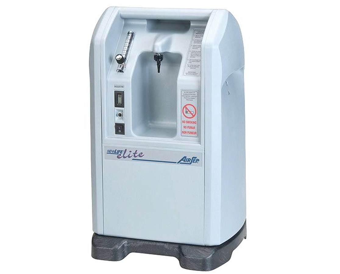 NewLife Elite Stationary Oxygen Concentrator CHRAS005-1-