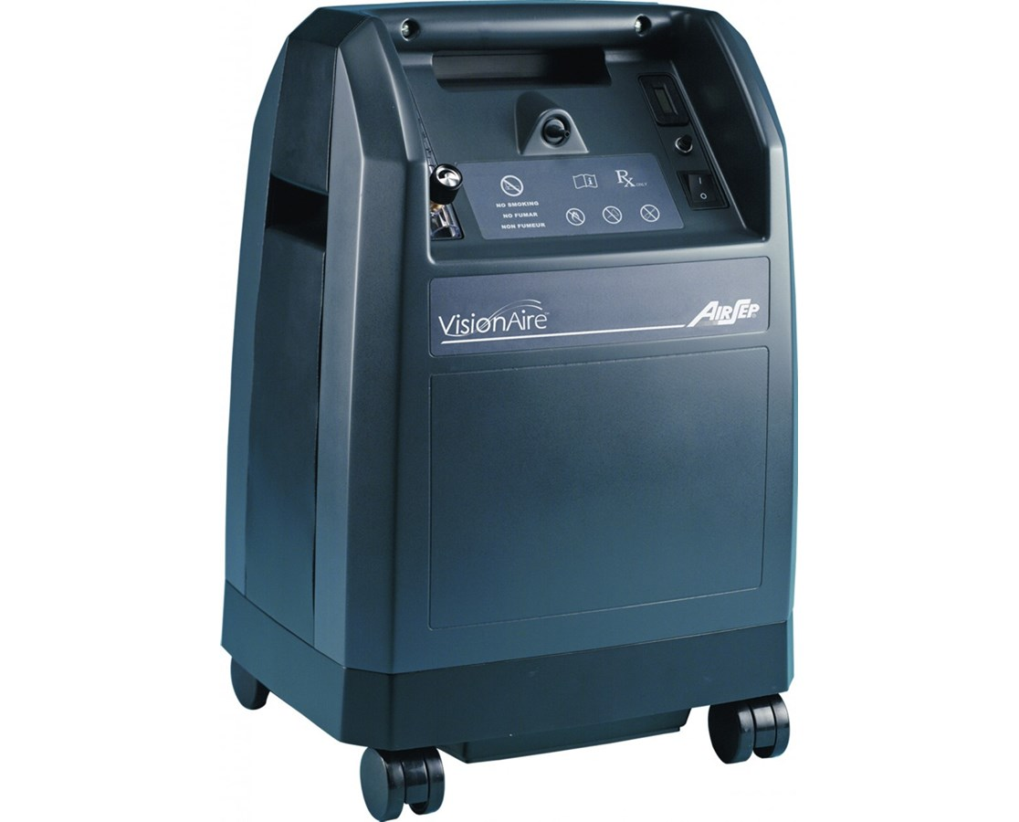 AirSep VisionAire Stationary Oxygen Concentrator CHRAS098-4