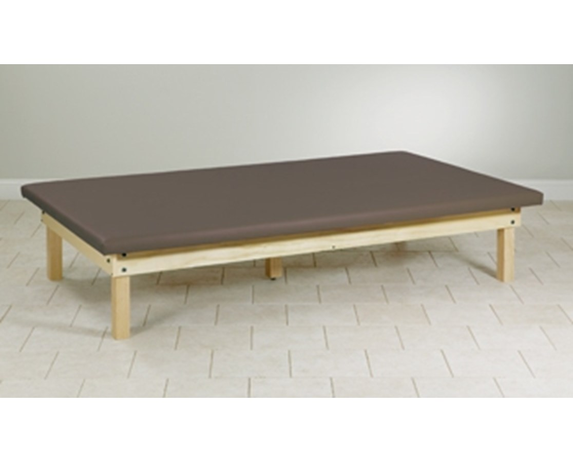 Value Series Upholstered Top Mat Therapy Table CLI260-47-