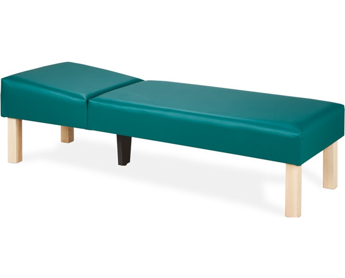 Clinton 3620 Hardwood Leg Recovery Couch