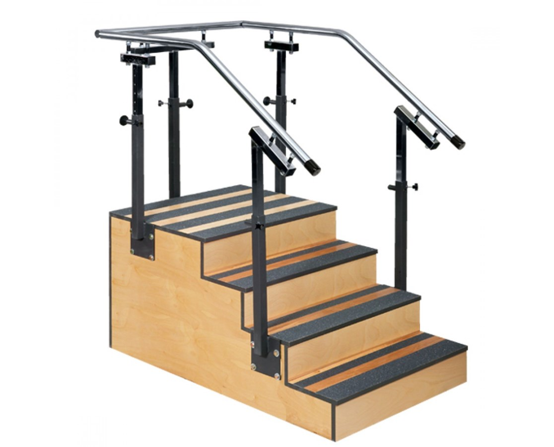 Adjustable One-Sided Staircase CLI4-6501-30-