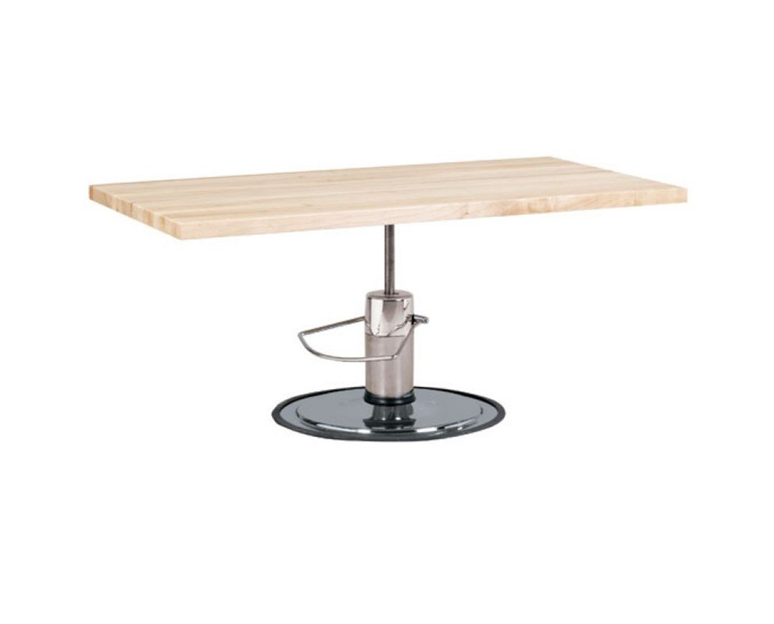 Hardwood Maple Hydraulic Work Activity Table CLI75-22H