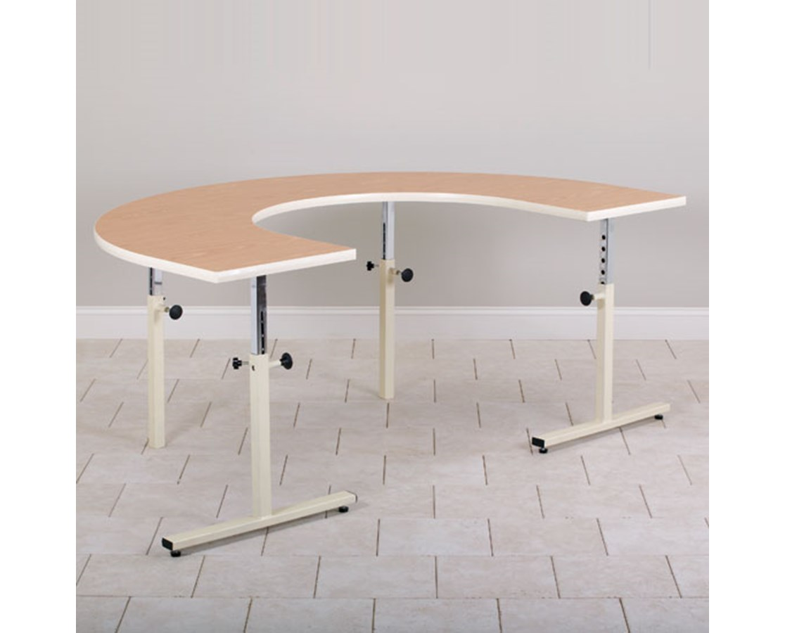 U-Shaped Work Activity Table CLI75-25K