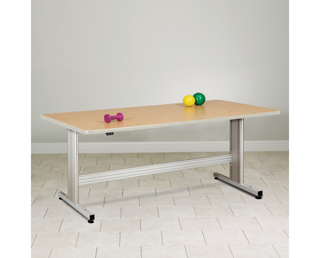 All-Laminate Work Activity Table with Electronic Height Adjustment CLI77-43E-