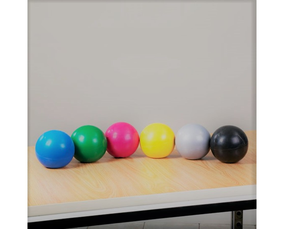Soft Grip Weight Balls CLI8101