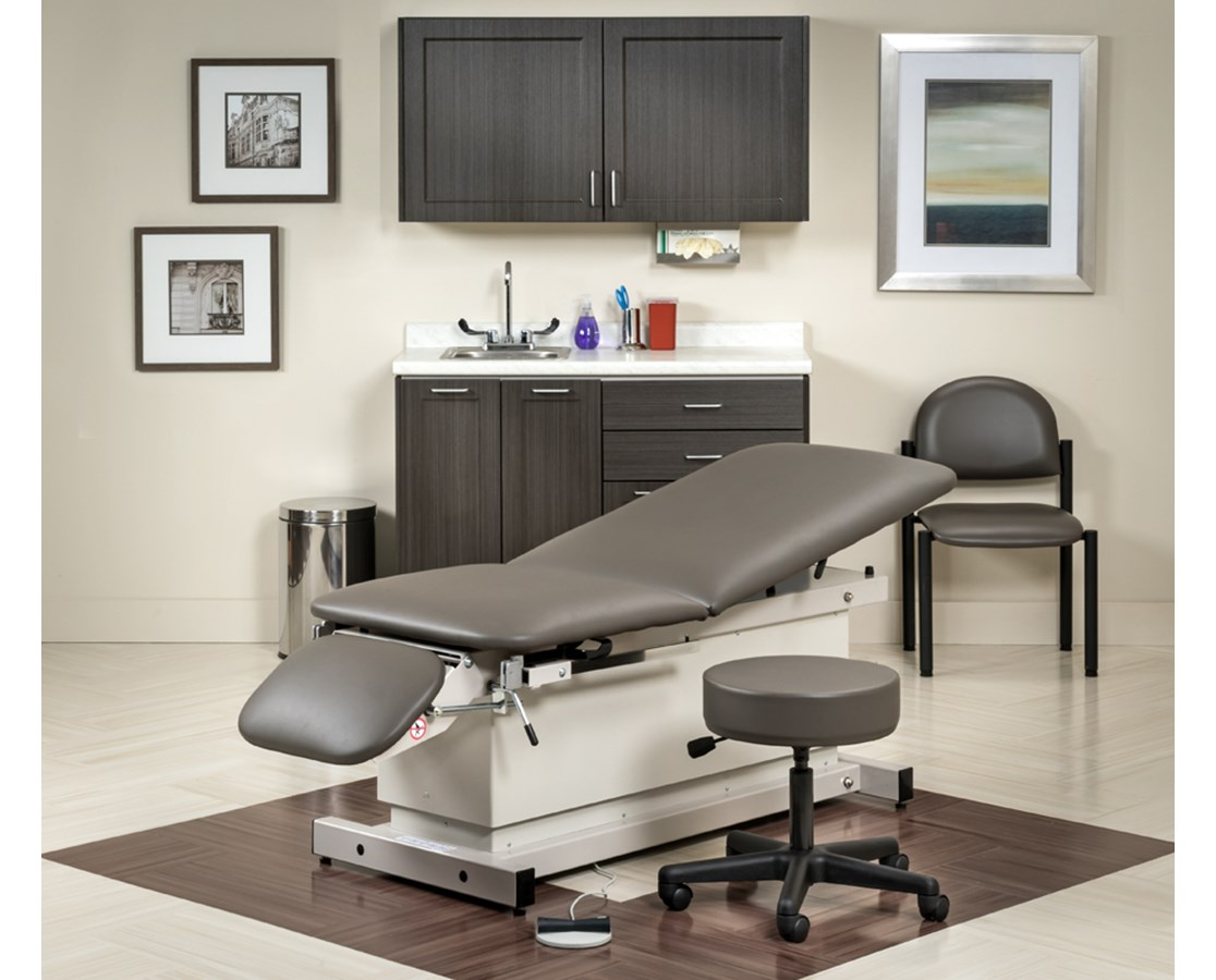 Complete Power Exam Room Furniture Package - Fashion Finish Ready Room CLI81360-RR