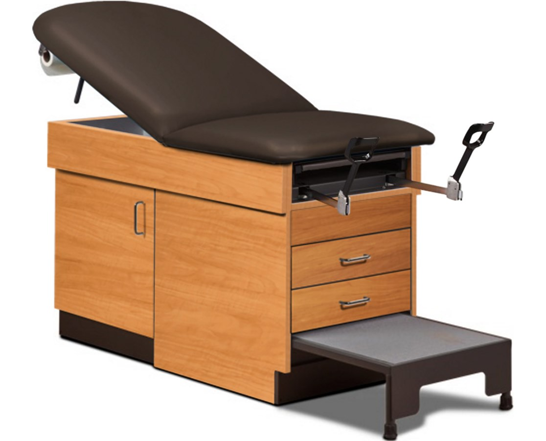 Clinton 8890 Family Practice Medical Table
