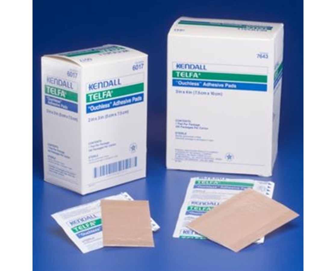 TELFA™ Ouchless Adhesive Dressings COV6017