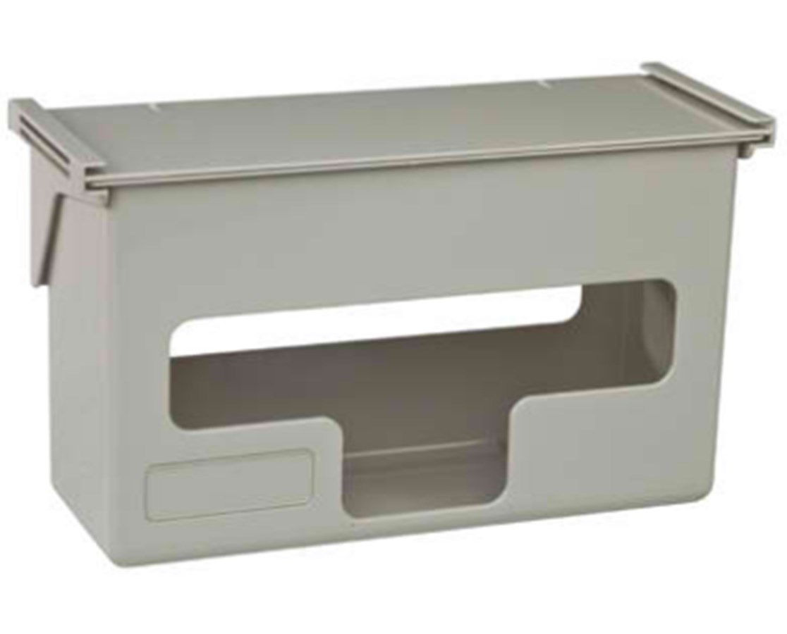 SharpSafety™ Glove Box with Mounting Bracket - 5/Cs COV8550B