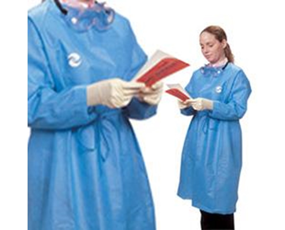 ChemoPlus Splash Resistant Protective Gown COVCT5100