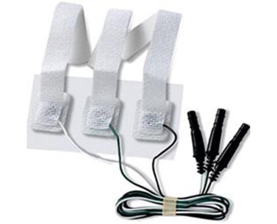 MEDI-TRACE™ Pre-Wired Neonatal Limb Band Electrodes, Case COVEP30016