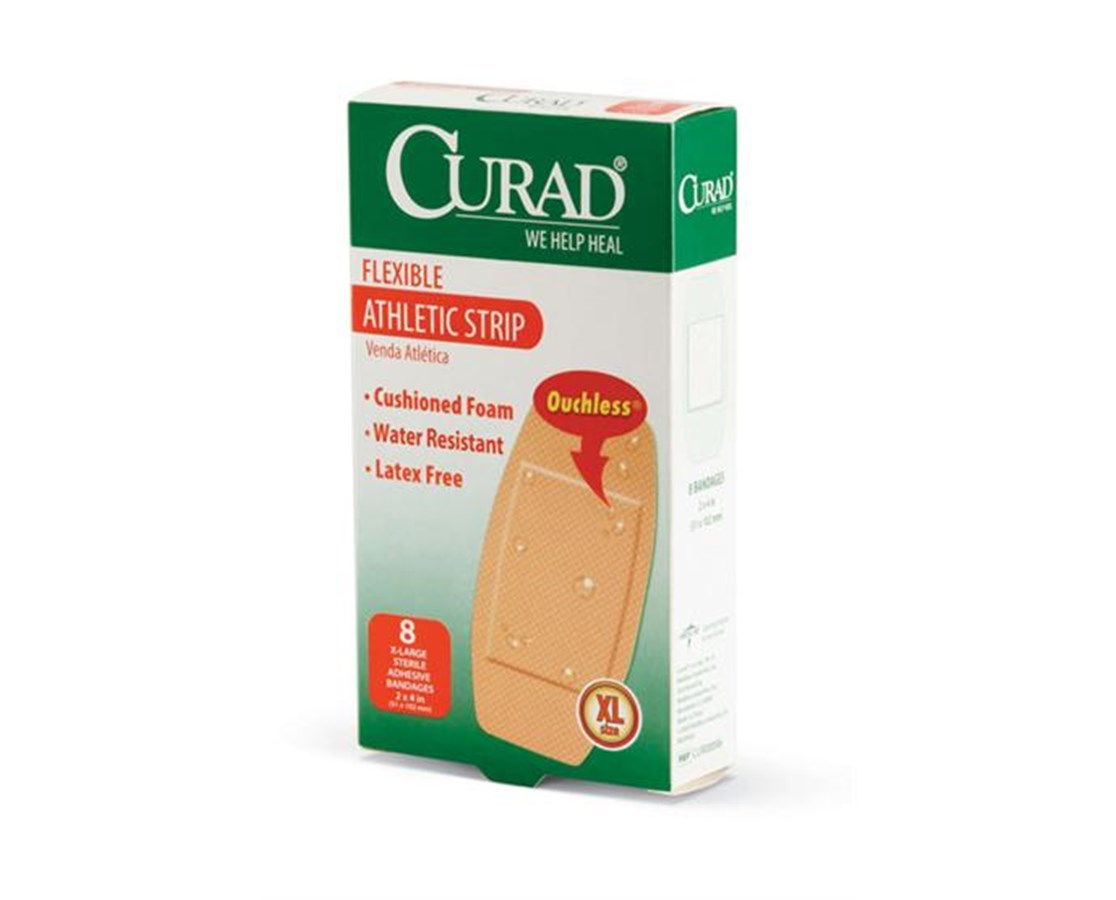 Athletic Foam Extra Large Bandages CURCUR00006