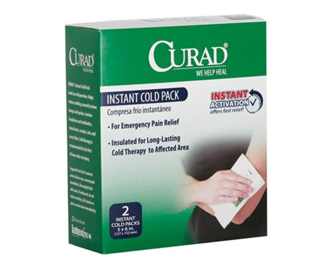Instant Cold Packs CURCUR961R