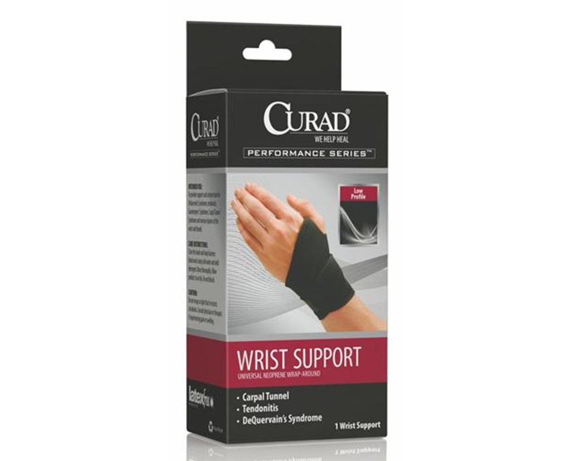 Universal Wrap-Around Wrist Support CURORT19700DH-
