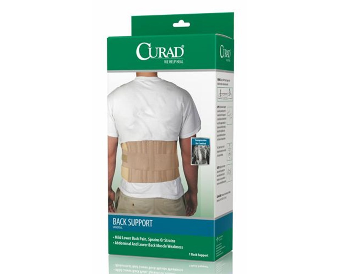 Universal Back Support CURORT22000DH-