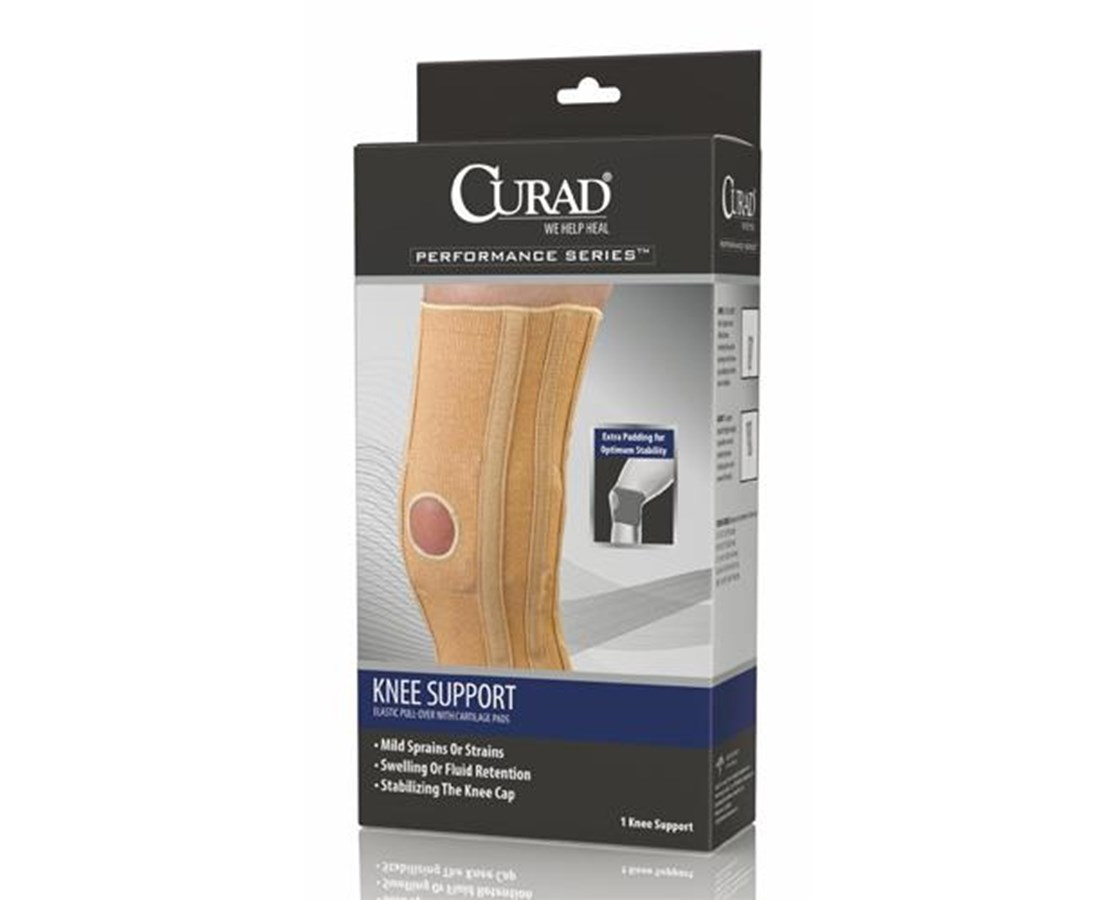 Knee Support with Cartilage Pads CURORT23110SDH-