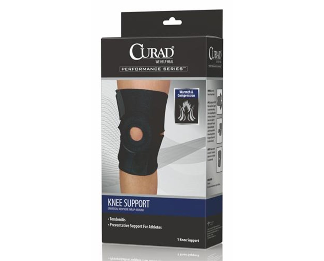 Universal Knee Wrap-Around Support CURORT23260DH-