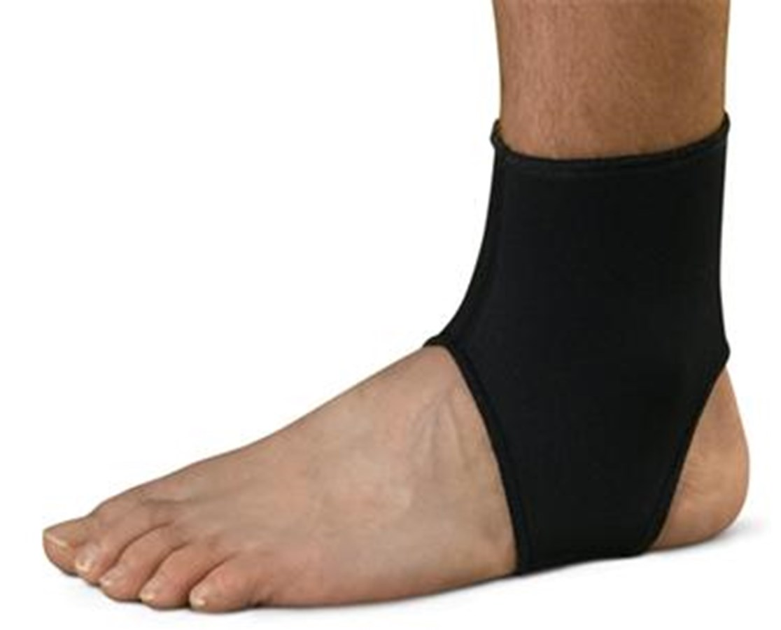 Open Heel Ankle Supports - Plain Box CURORT26200S-