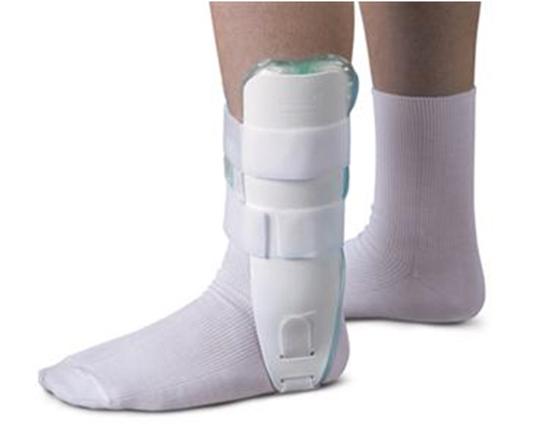 Universal Air and Foam Stirrup Ankle Splints CURORT27200