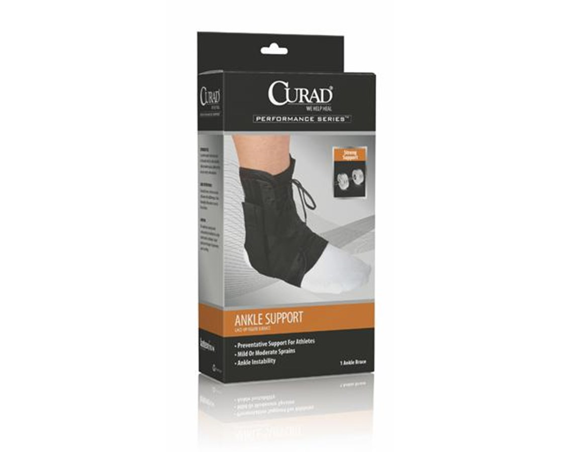 Figure Eight Lace-Up Ankle Splint CURORT27600SDH-