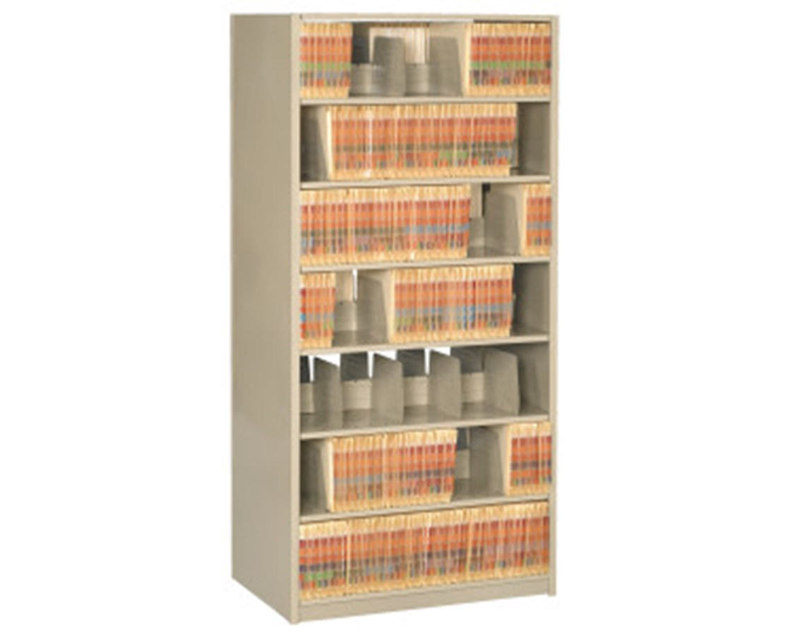 4-Post Shelving System DAT641224-S5