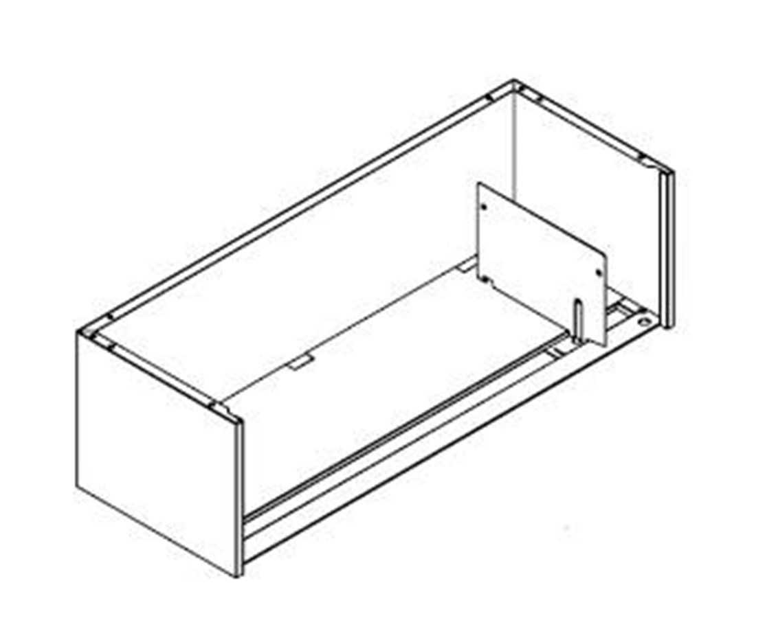 Movable Shelf Dividers for Thinstaks DATSPD8