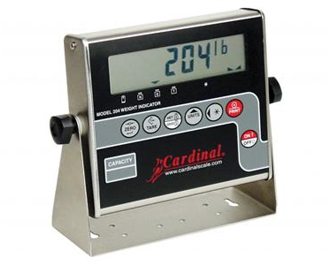 Digital Weight Indicator DET204