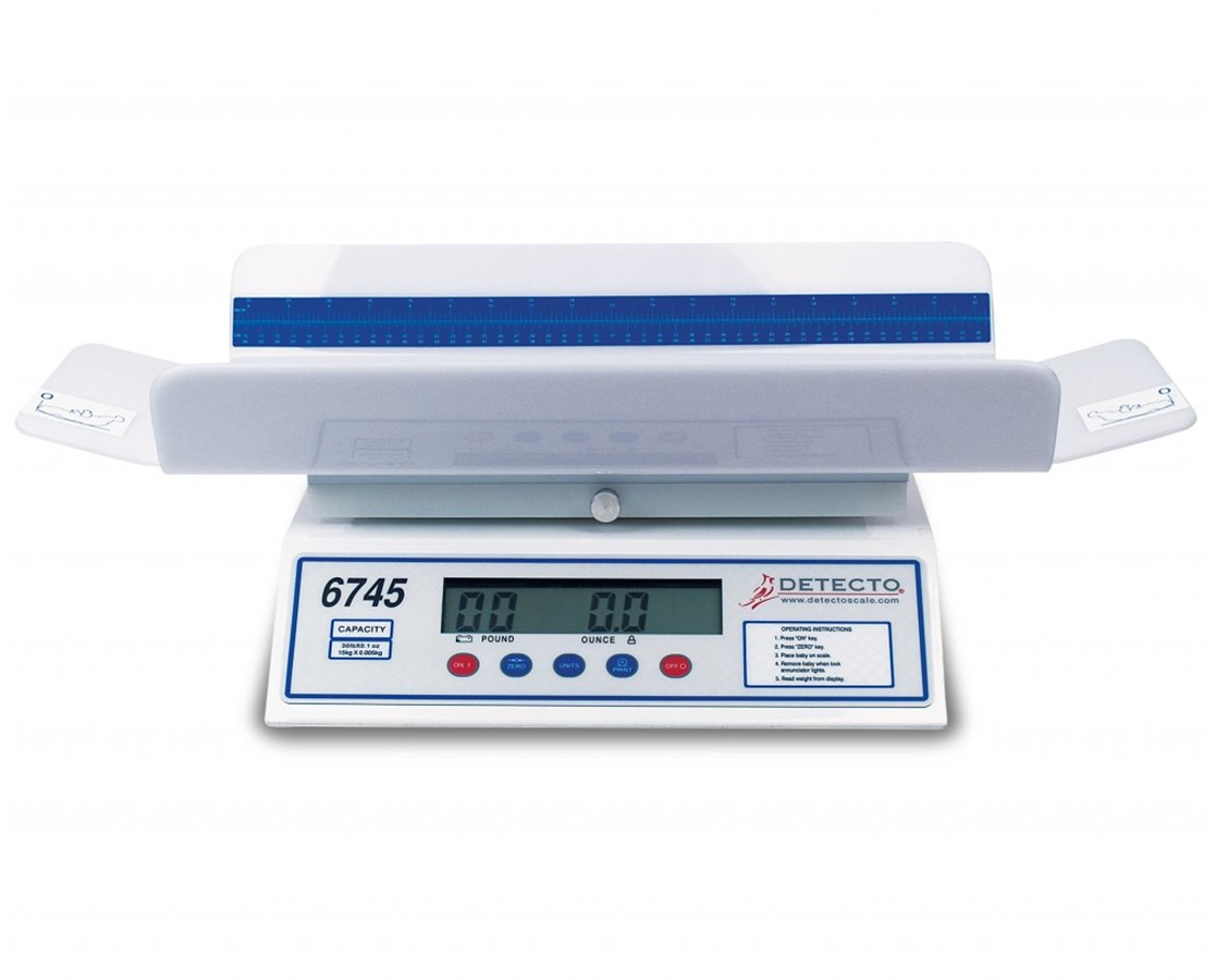 Digital Baby Scale DET6745