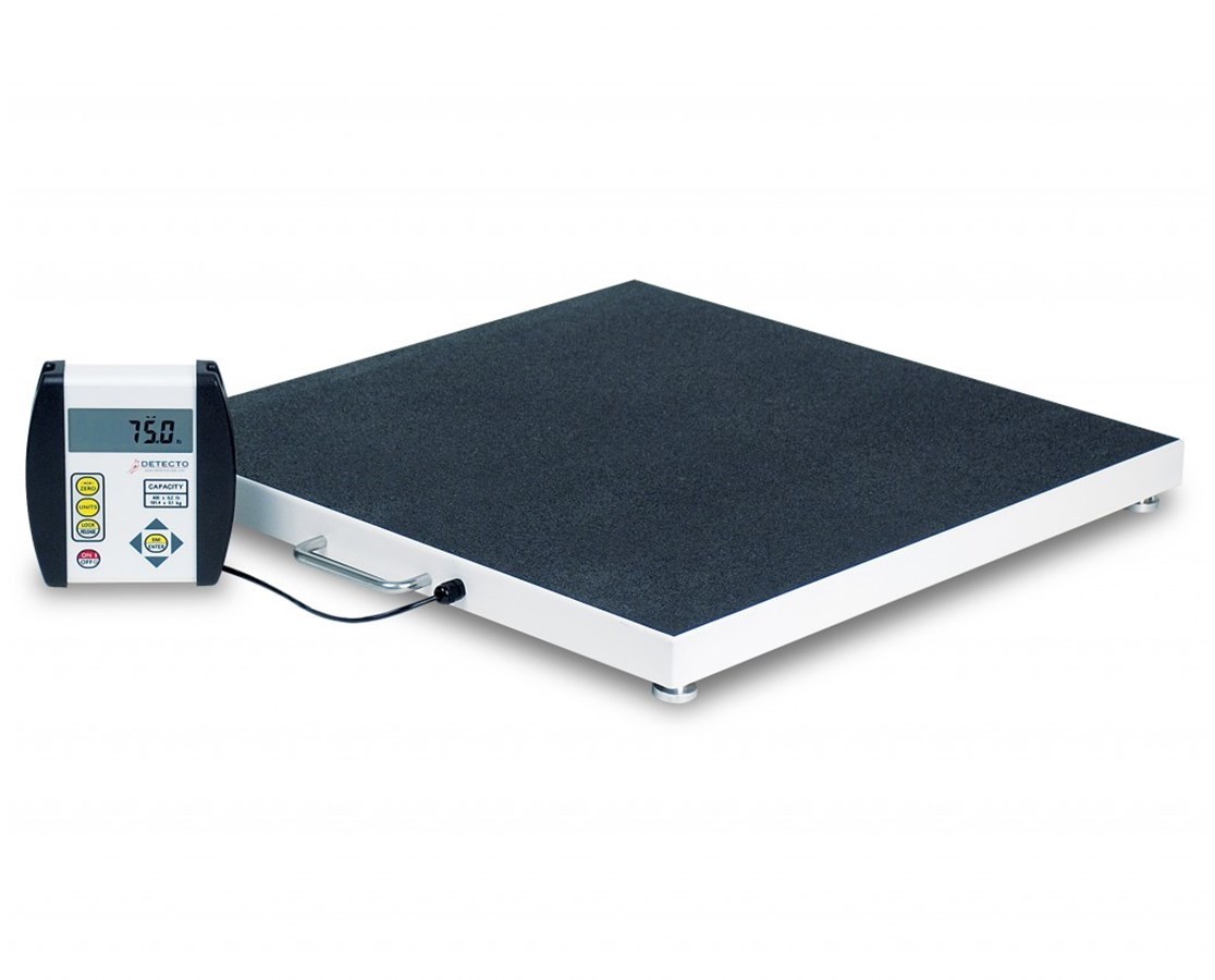 High Capacity Portable Platform Scale DET6800