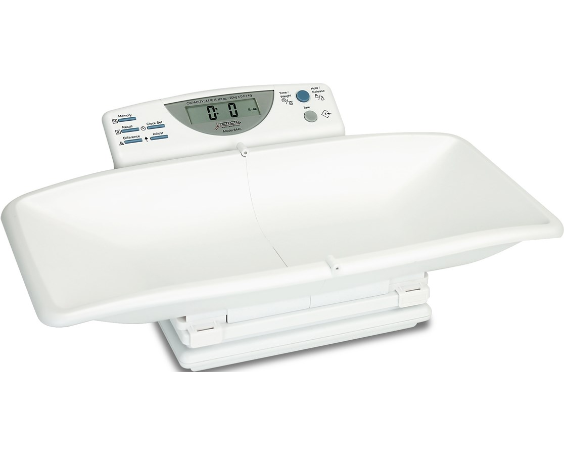 Digital Baby and Toddler Scale DET8440