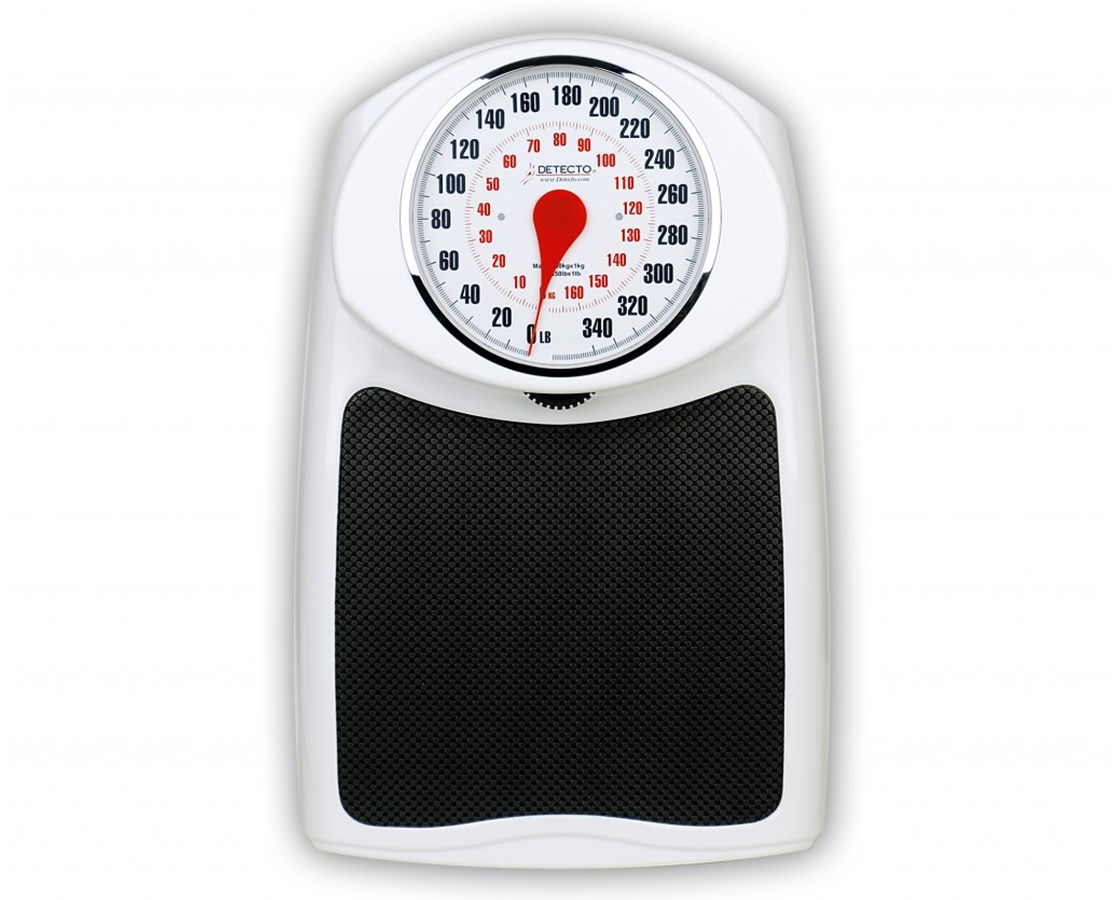 Pro Health Mechanical Personal Scale DETD350