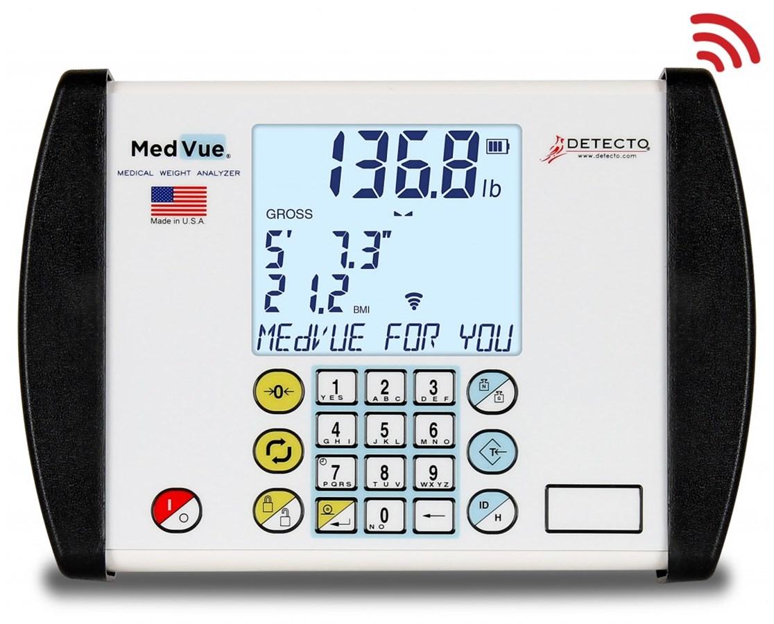 MedVue® Weight Analyzer DETMV1-