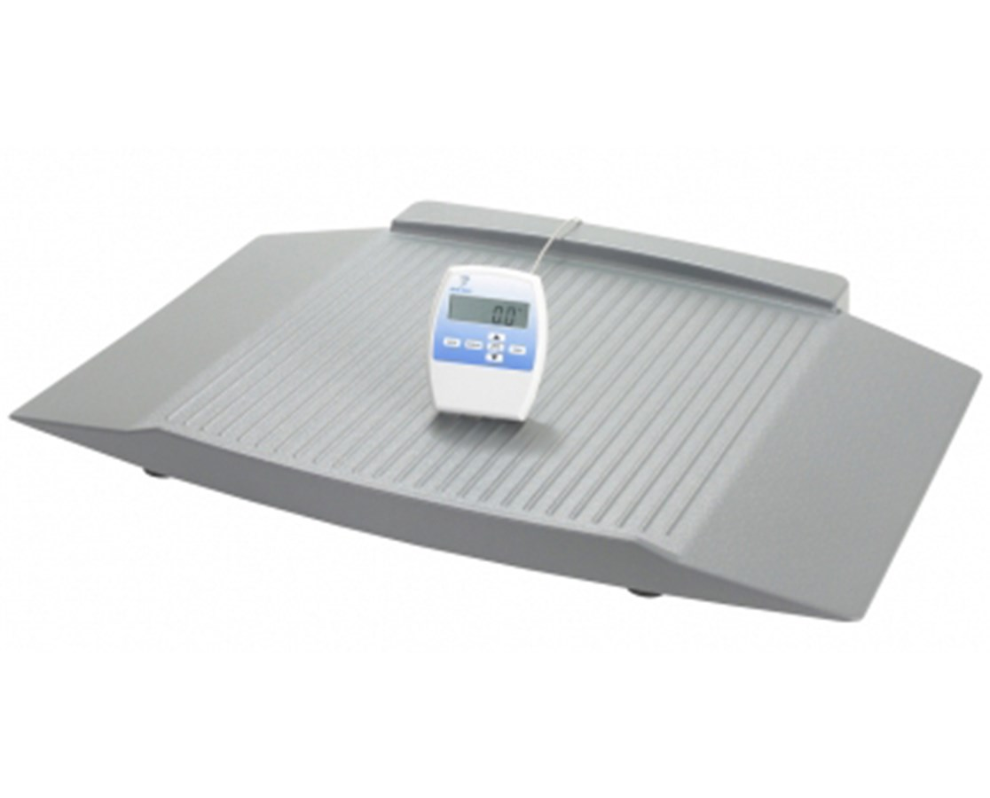 Wheelchair Scale with Dual Ramp, Remote Indicator & WIFI DORDS8080-WIFI