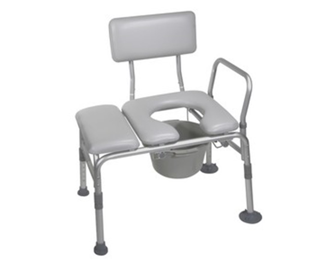 Drive Combination Padded Transfer Bench and - FREE SHIPPING Tiger ...