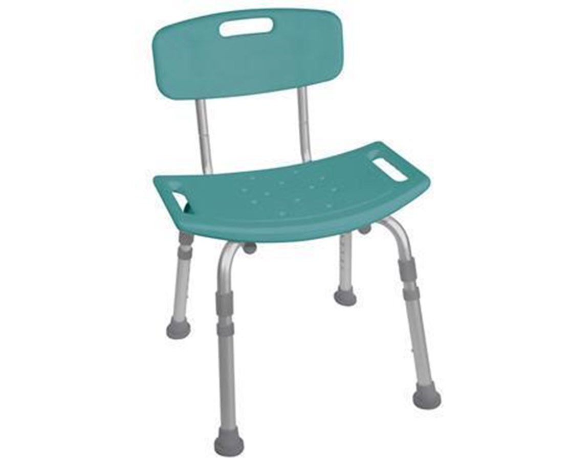 Drive Deluxe Aluminum Shower Chair - FREE SHIPPING Tiger Medical, Inc