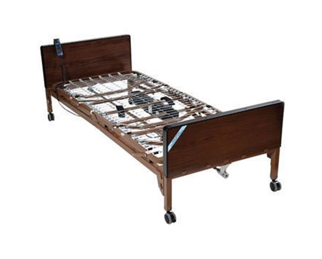 Drive 15030 Delta Ultra Light 1000 Semi-Electric Bed