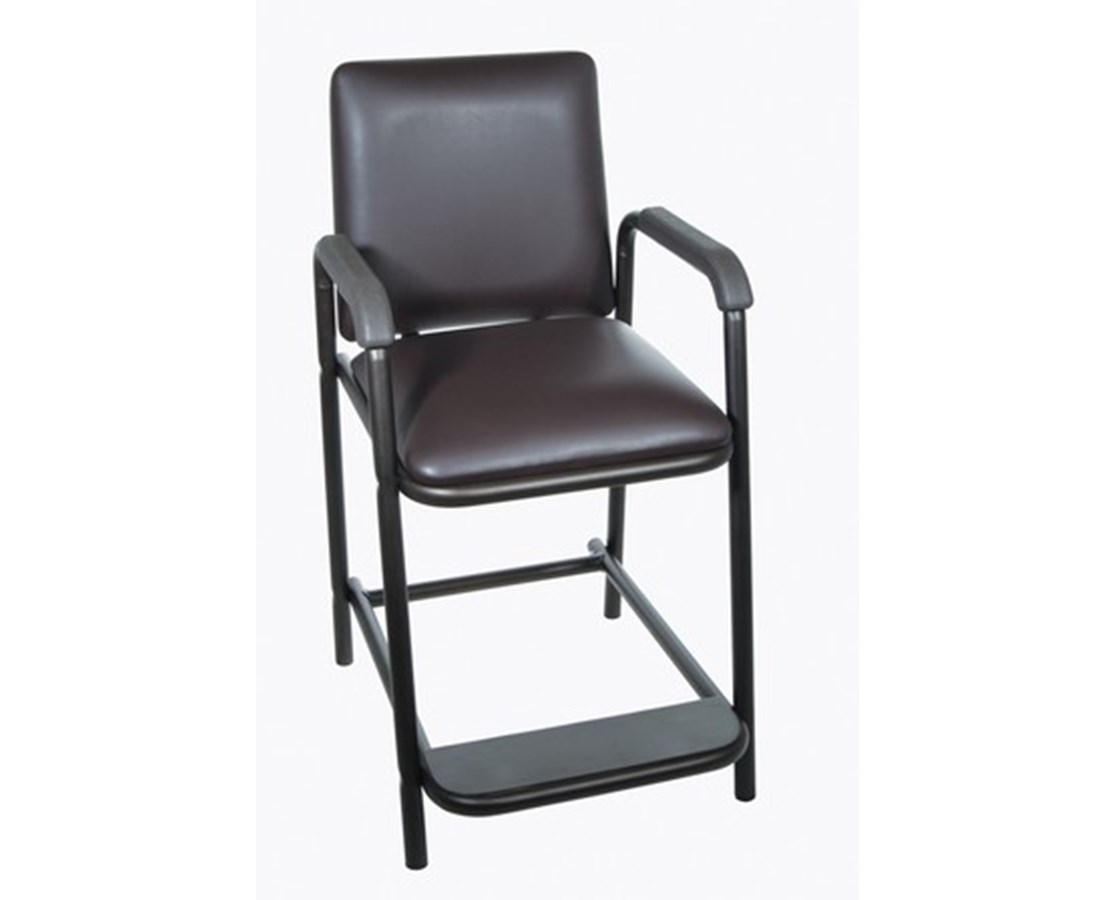 Hip High Chair with Padded Seat DRI17100-BV