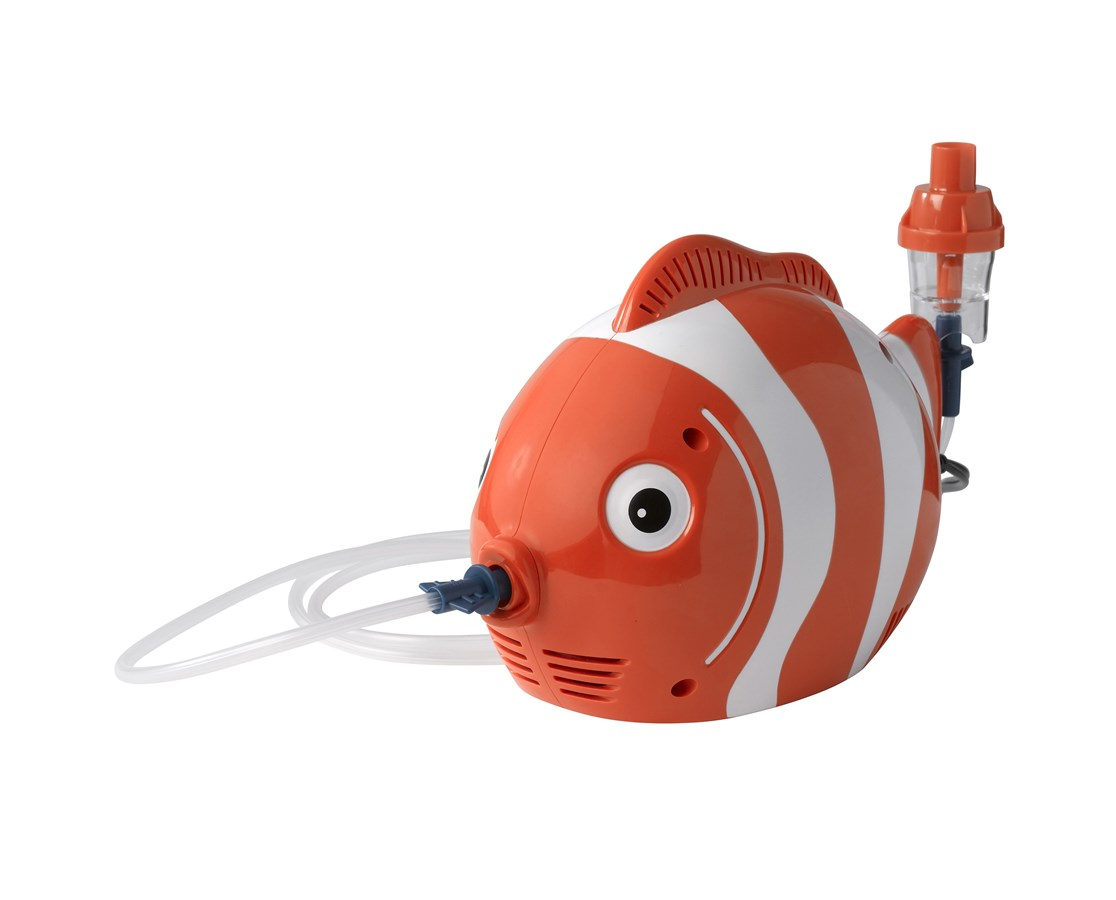 Fish Pediatric Compressor Nebulizer DRI18090-FS