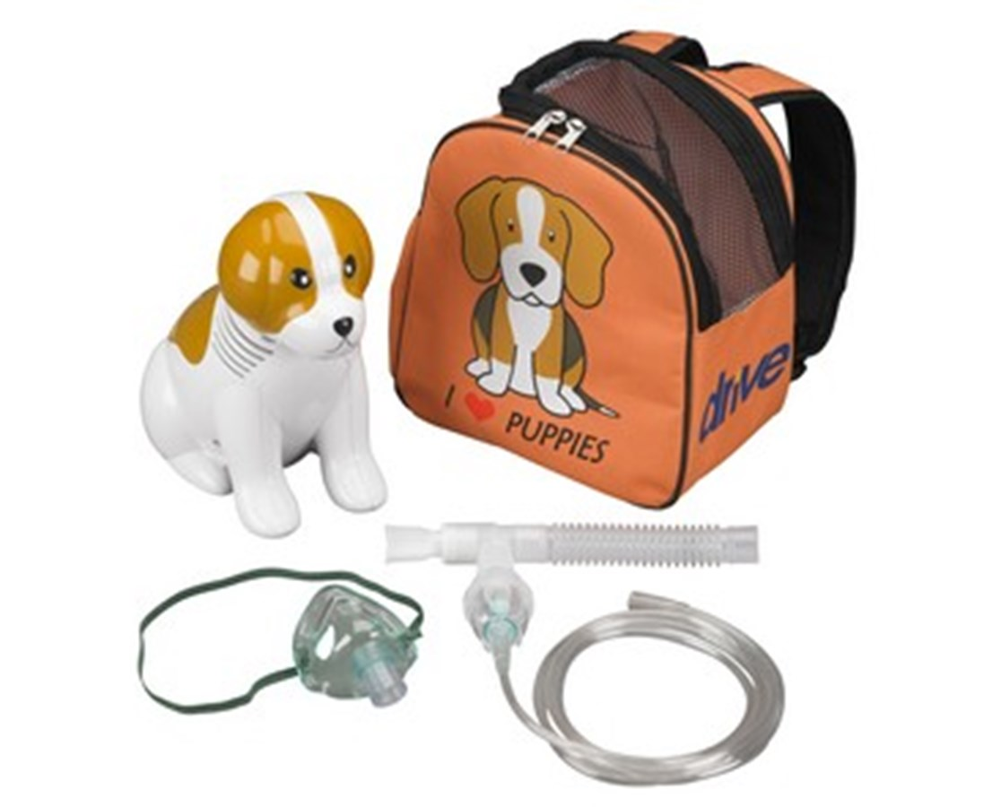 Pediatric Beagle Compressor Nebulizer with Carry Bag DRI18091-BE-